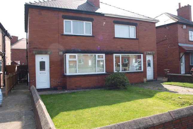 Thumbnail Semi-detached house to rent in Nanny Marr Road, Darfield, Barnsley