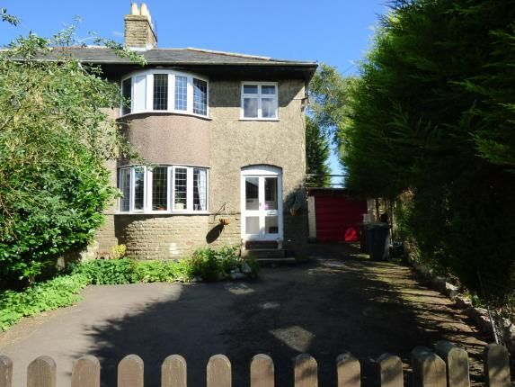 Thumbnail Semi-detached house for sale in Brown Edge Road, Buxton