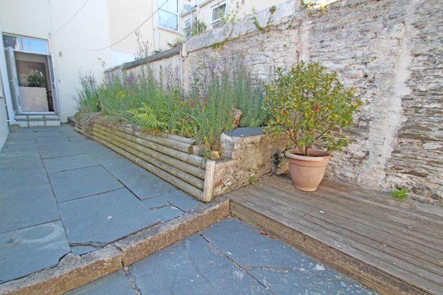 Garden of Napier Street, Stoke, Plymouth PL1