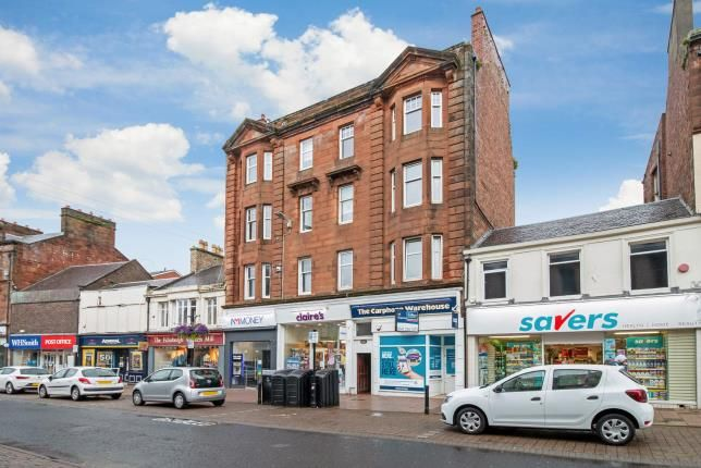 Thumbnail Flat for sale in High Street, Ayr, South Ayrshire, Scotland