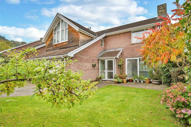 Detached house for sale in Derwen Deg Close, Govilon, Abergavenny