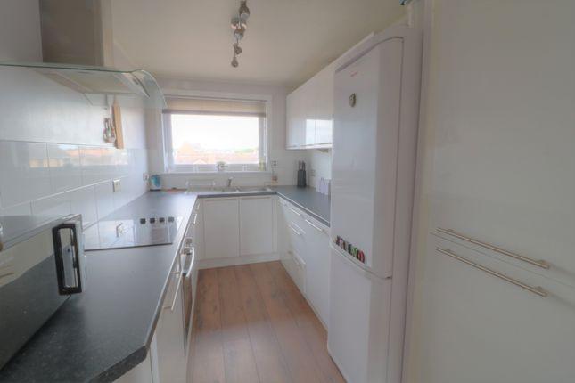 Kitchen of Orange Lane, Montrose DD10