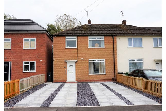 Thumbnail Semi-detached house to rent in Goldsmith Avenue, Warwick