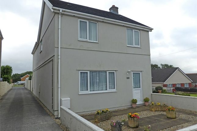 Thumbnail Detached house for sale in Waterloo Road, Penygroes, Llanelli, Carmarthenshire