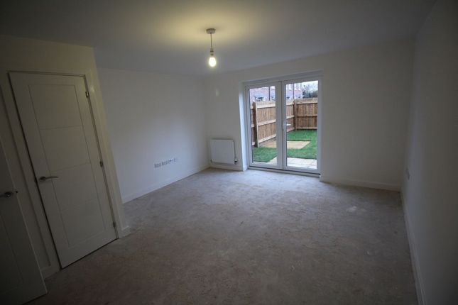2 bed terraced house for sale in Britten Crescent, Moulton, Northwich