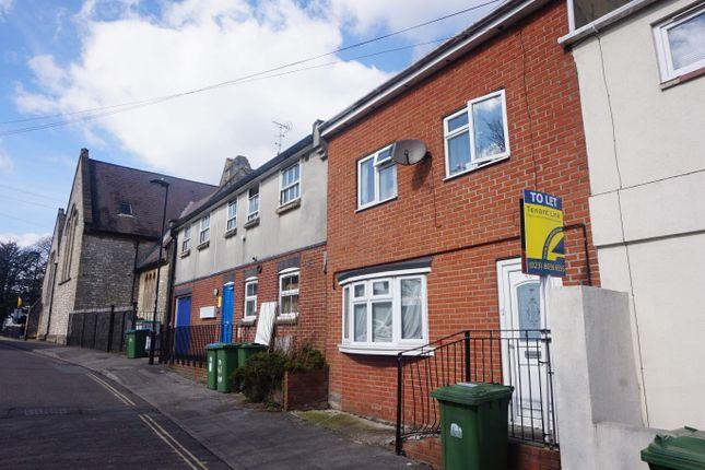 Thumbnail Town house to rent in Lyon Street, Southampton