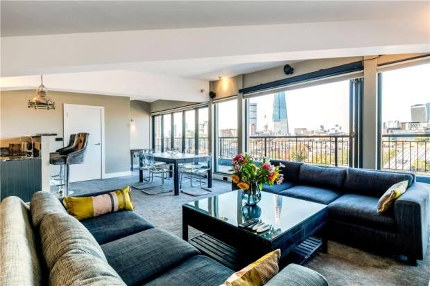 Thumbnail Flat to rent in Colour House, 7 Bell Yard Mews, London