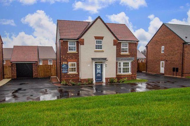 Thumbnail Detached house for sale in Plot 238 Gilberts Lea, Birmingham Road, Bromsgrove