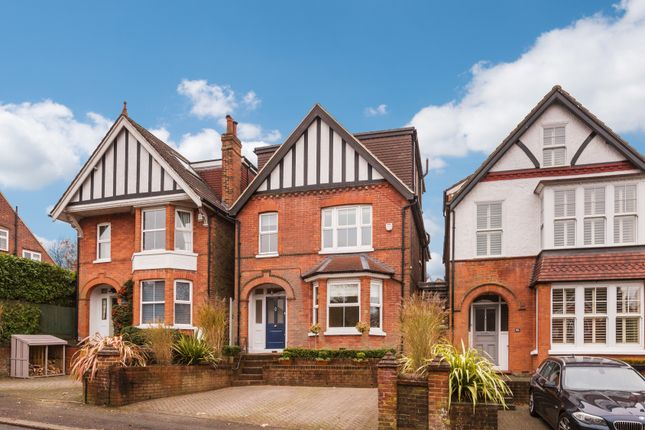 Thumbnail 4 bed detached house to rent in Chart Lane, Reigate