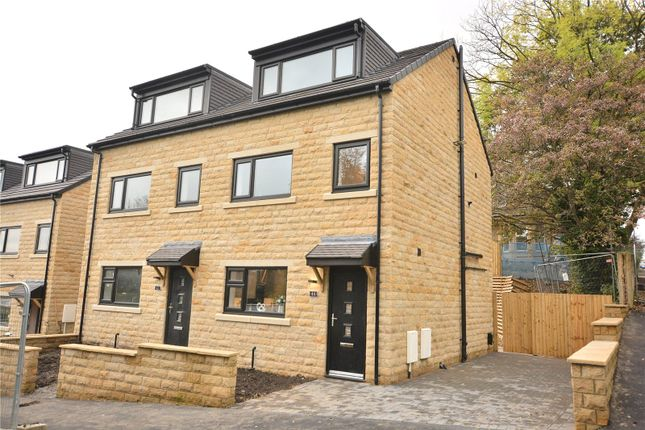 Thumbnail Semi-detached house for sale in Plot 4 Newstead View, Hall Road, Bradford, West Yorkshire