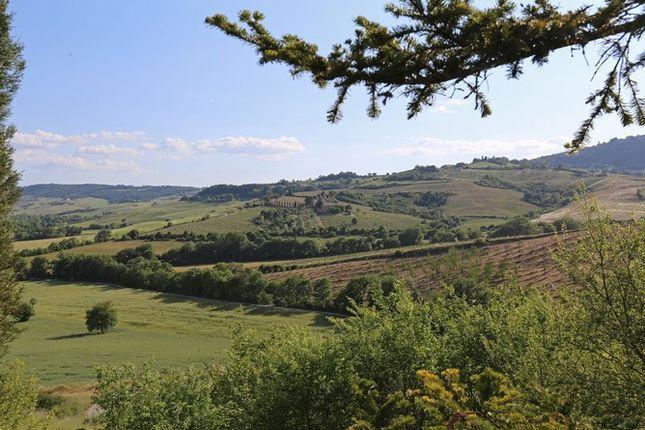 Piandolmo Montepulciano Views Over Valley