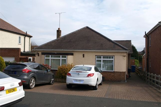 Thumbnail Detached bungalow to rent in Harlaxton Street, Burton-On-Trent, Staffordshire