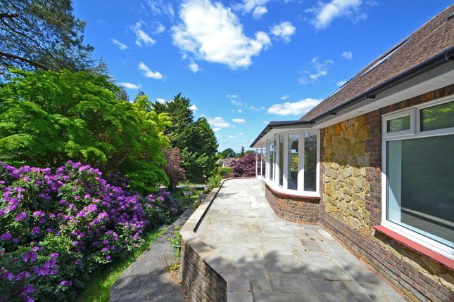 Side Patio of Close To Village, Modernised Throughout, Storrington, West Sussex RH20