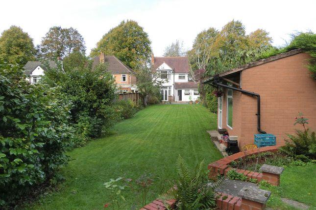 Garden 2 of Smirrells Road, Hall Green, Birmingham B28