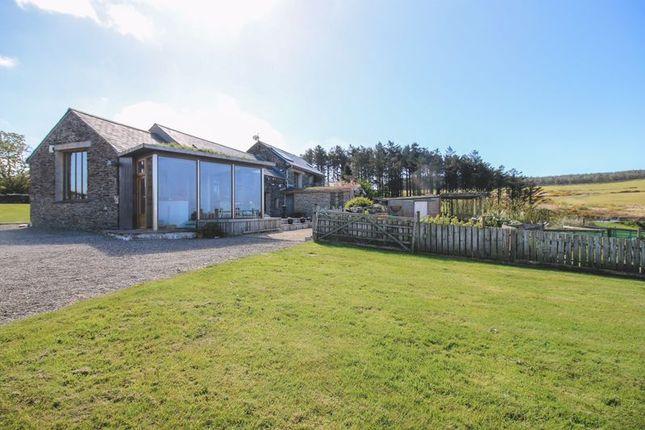 Thumbnail Detached house for sale in Arrasey Barn, Arrasey Road, Glen Maye