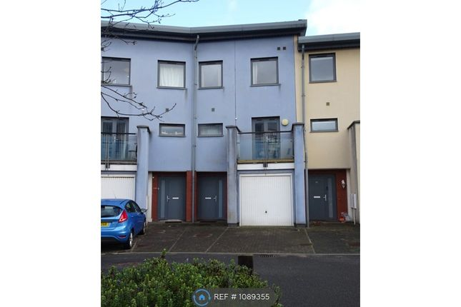 4 bed terraced house to rent in St. Christophers Court, Maritime Quarter, Swansea SA1
