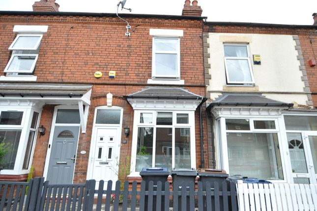 Thumbnail Terraced house for sale in Victoria Road, Stirchley, Birmingham