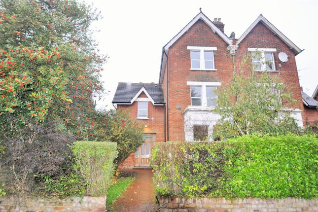 Thumbnail Semi-detached house for sale in East Churchfield Road, Acton, London