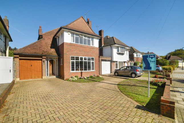 Thumbnail Detached house for sale in Cuckoo Hill Drive, Pinner
