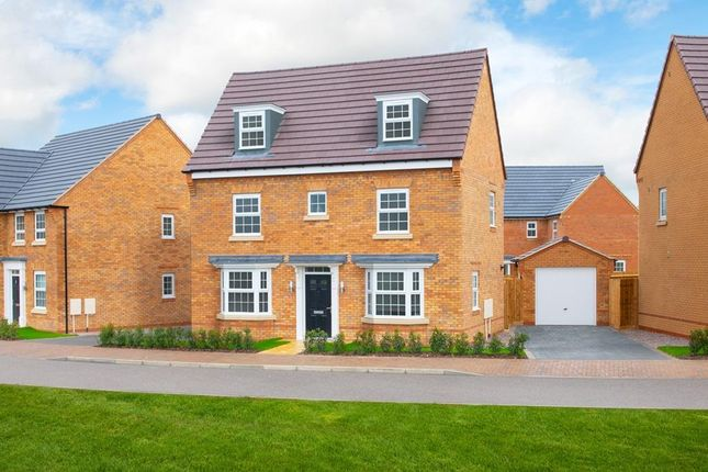 "Thumbnail Detached house for sale in ""Emerson"" at Southern Cross, Wixams, Bedford"