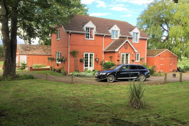 Thumbnail Detached house for sale in Ashby-By-Partney, Spilsby