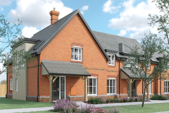 Thumbnail Cottage for sale in 55 The Martingale, Rugby, Warwickshire