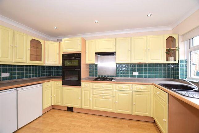 Thumbnail Semi-detached house for sale in Cudworth Road, South Willesborough, Ashford, Kent