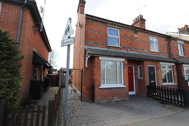 End terrace house for sale in Ongar Road, Brentwood CM15