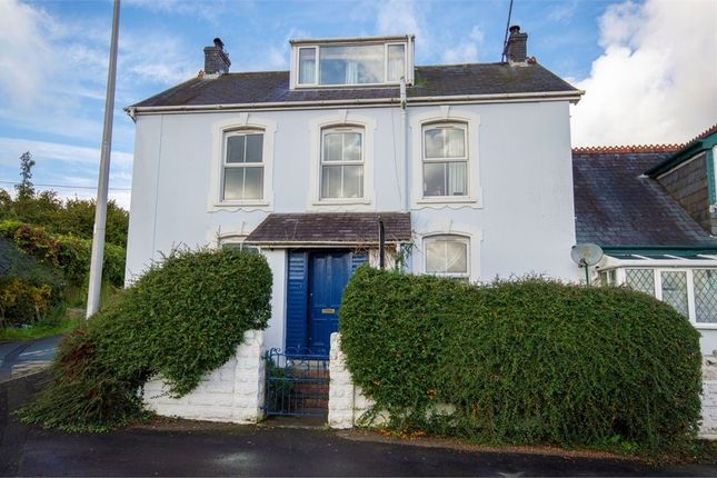 Thumbnail Semi-detached house for sale in Ty Croes, Llangadog, Carmarthenshire