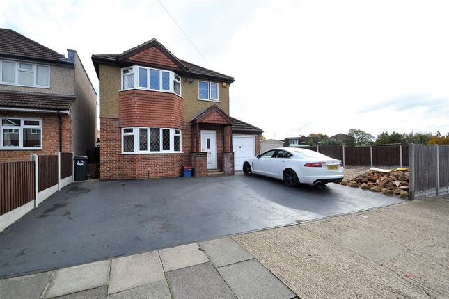 Thumbnail Detached house for sale in Spinney Drive, Feltham