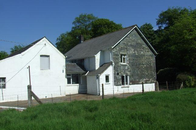 Thumbnail Farm for sale in Heathfield, Tavistock