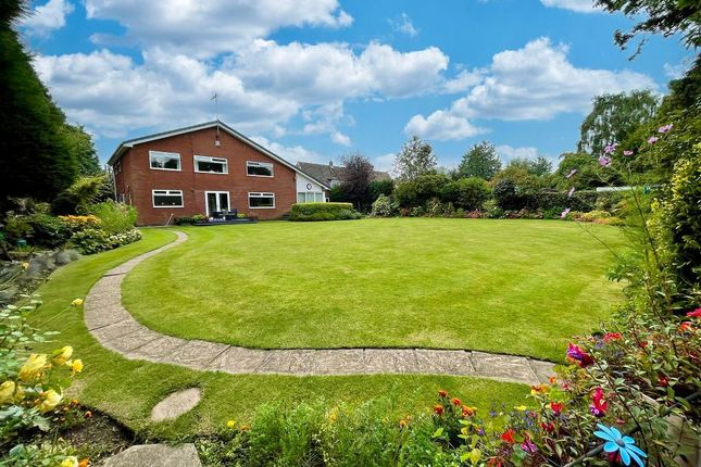 Thumbnail Detached house for sale in Tower View, Tranby Croft, Anlaby, Hull