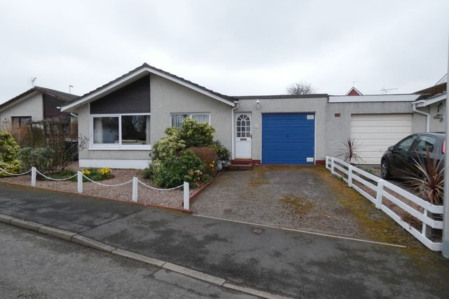 Thumbnail Bungalow for sale in 85 Forbeshill, Forres