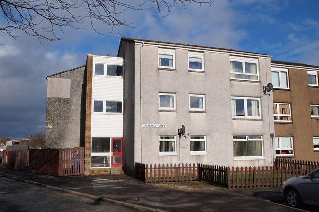 Thumbnail Terraced house to rent in Greenhill Crescent, Linwood
