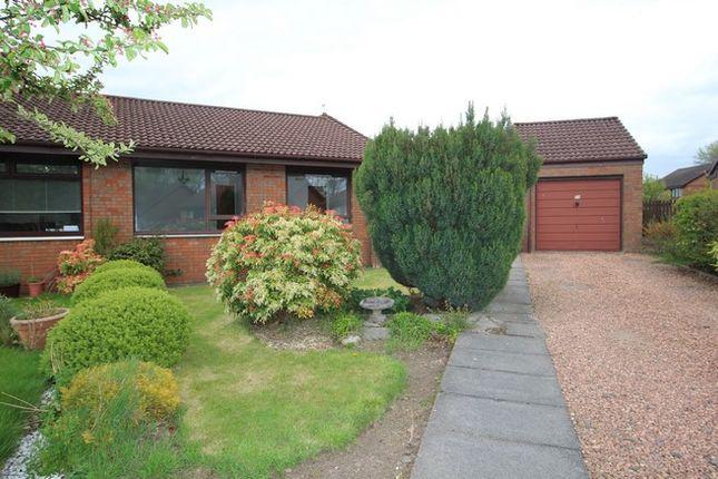 Thumbnail Semi-detached bungalow for sale in 54 Bailielands, Linlithgow