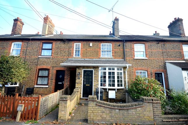 Thumbnail Terraced house for sale in Cressing Road, Braintree