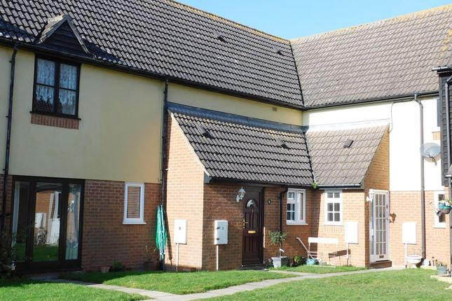 Thumbnail Terraced house to rent in Highfield Court, Dovercourt, Harwich, Essex