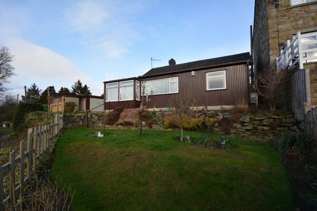 Thumbnail Detached bungalow for sale in Horn Lane, New Mill, Holmfirth