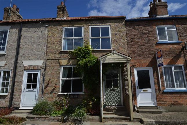 Thumbnail Terraced house for sale in Stockwell Lane, Brandesburton, East Yorkshire