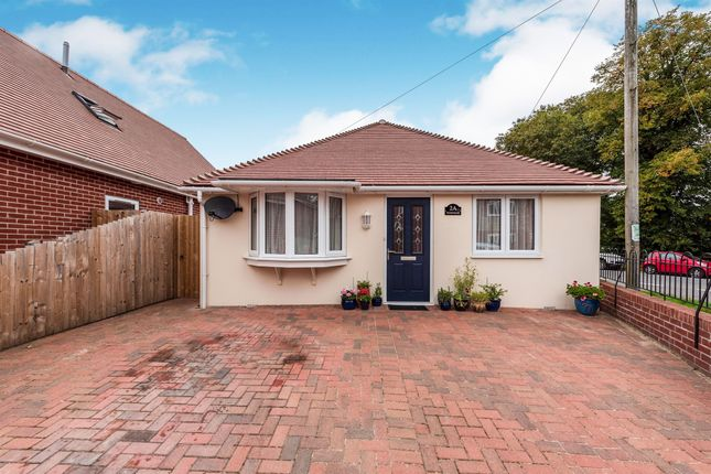 Thumbnail Detached bungalow for sale in Butt Close, Puddletown, Dorchester