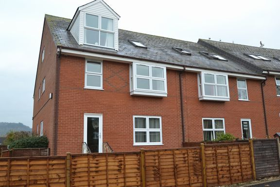 Thumbnail Flat to rent in Meadows Crescent, Streamers Meadows, Honiton