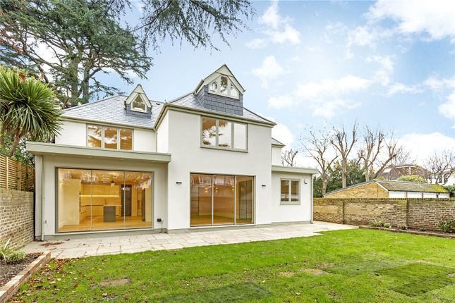 Thumbnail Detached house for sale in Temple Sheen Road, East Sheen, London