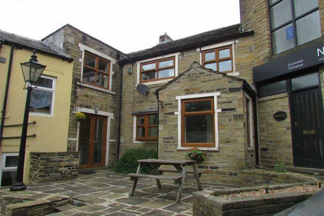 Thumbnail Cottage to rent in North Road, Kirkburton, Huddersfield