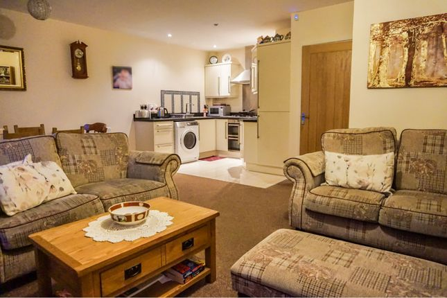 Lounge / Kitchen of Brook Chase Mews, Chilwell NG9