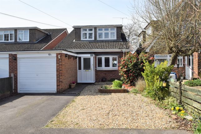 Thumbnail Detached bungalow for sale in Shamblehurst Lane South, Hedge End, Southampton, Hampshire