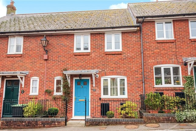 Thumbnail Terraced house for sale in Berkeley Court, Bridport