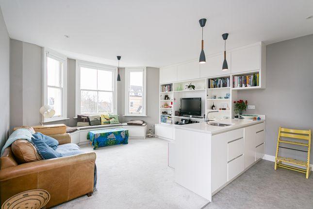 Thumbnail Flat for sale in Mount Ephraim Road, London