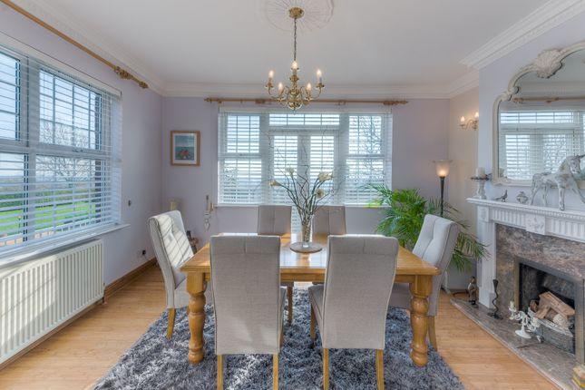 Dining Room of Lambleys Lane, Sompting, West Sussex BN14