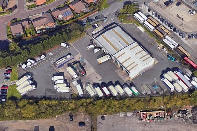 Thumbnail Industrial for sale in Ryder Depot, Fell Bank, Portobello Industrial Estate, Birtley