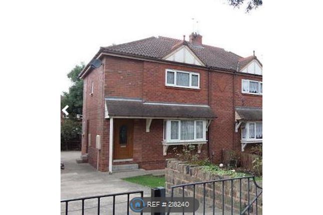 Thumbnail Semi-detached house to rent in Pontefract Road, Barnsley